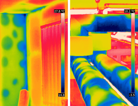 BREEAM Assessment Survey - Thermal Imaging