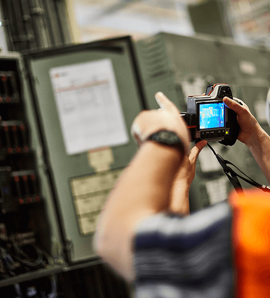 Electrical Thermal Imaging Survey