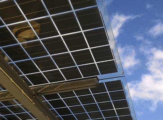 Thermal Survey - Solar Panel Array Maintenance
