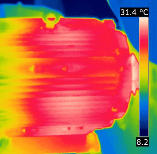 Mechanical Thermography Survey