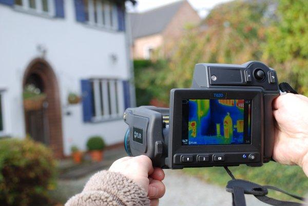 New thermal camera